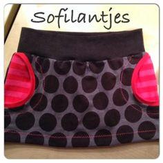 Sofilantjes: Het sportieve LIV-rokje UPDATE! (gratis patroon/free pattern nowavailable in size 56 - 92)