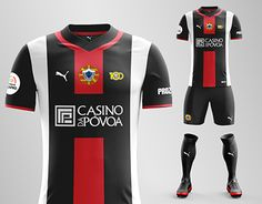 """Check out new work on my @Behance portfolio: """"Varzim   Home Kit Concept   Portugal - Second League"""" http://be.net/gallery/53256745/Varzim-Home-Kit-Concept-Portugal-Second-League"""
