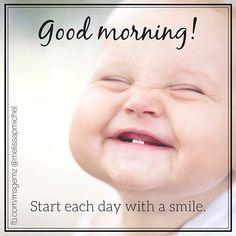Start each day with a smile:-) Good Morning!  www.tinablackmon.com Facebook/tinablackmonrealtor