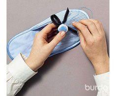 Como hacer pantuflas de tela (9)