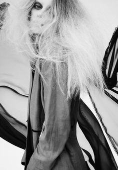 Emma Karlsson by Jesse Laitinen for Contributor Magazine May issue 2012.