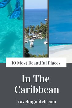 It is a rather precarious task to decide upon the most beautiful places in the Caribbean when the region itself is renowned for its breathtaking beauty, but here is my list of the ten most beautiful places in the Caribbean. Beautiful Places, Most Beautiful, Short Trip, Work Travel, Weekend Trips, Beach Trip, Vacation Spots, Travel Around The World, Cool Places To Visit