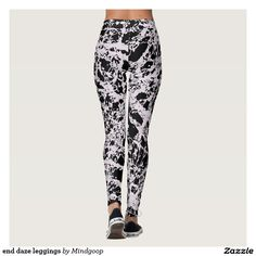 end daze leggings