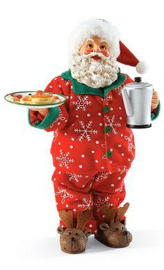 Department 56 Possible Dreams Santas Christmas Morning Figurine