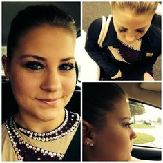 My gorgeous niece rocking her 3D Fiber Lash Mascara.  Click on the image to shop!