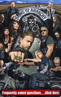 160 Sons Of Anarchy Art Ideas Sons Of Anarchy Anarchy Sons
