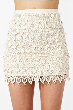 LOVE the skirt...