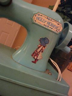 holly hobby sewing machine
