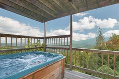 Whether you consider yourself a semi-professional photographer or you just like taking pictures of your friends and loved ones, you will be in awe of all of the picturesque view found at our Gatlinburg cabin rentals with a mountain view.