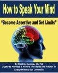 ❥ how to speak your mind