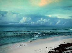 Tippy's Beach, Eleuthera, Bahamas