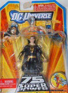 Black Adam DC Universe NIB Infinite Heroes