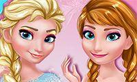 Frozen Maquillaje Fiesta Prom