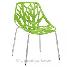 Sherwood Dining Chair Green - Atlantic Shopping