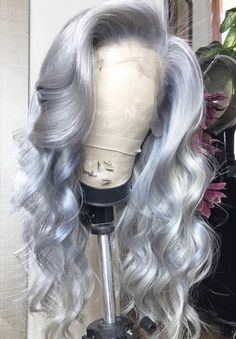 👑✨FOLLOW @salttea for more FABULOUS PINS!!✨👑 Colored Wigs, Lace Front Wigs, Lace Wigs, Sew In Wig, Virgin Hair Extensions, Wigs For Black Women, Human Hair Wigs, Hair Inspo, Hair Inspiration
