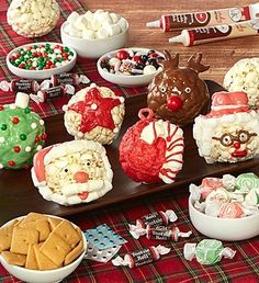 Christmas Popcorn Ball Decorating Kit  Popcorn Ball Kit -- More info could be found at the image url.