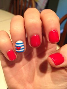 Memorial Day weekend nails!