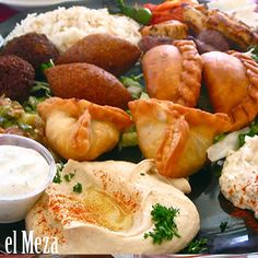 Lebanon Food Documentary – Lebanese Food Recipes | El meza