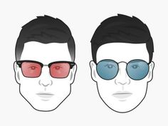 c0ca6ed6a3 How to look good on sunglasses Types Of Sunglasses