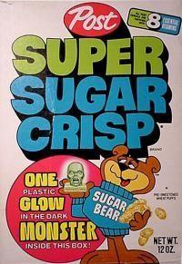 LOL...so much sugar