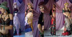 Grupo de danças étnicas
