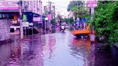 Hyd prone to Chennai type floods