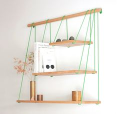 Out of Stock: Simple & Easy-to-Assemble 3-Shelf Wall Set | Designs & Ideas on Dornob