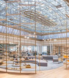 Nothing can go wrong in the shoe department at Le Bon Marche | Paris