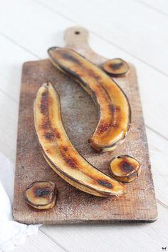 Caramelized Bananas | Une touche de rose