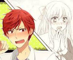 Mikoshiba Mikoto (Mikorin) - Monthly Girls Nozaki Kun (Gekkan Shoujo Nozaki-kun). Please excuse me while I go laugh my head off.