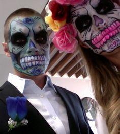 Day of the Dead costume. Day of the Dead-kostuum. Halloween Kostüm, Holidays Halloween, Halloween Decorations, Halloween Costumes, Adult Costumes, Sugar Skull Makeup, Sugar Skulls, Day Of The Dead Party, Make Up Inspiration