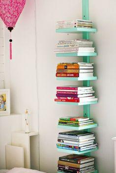 本はどうやって収納している?本の収納アイデア集≪18選≫の画像の詳細です。