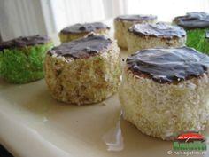 caciulirusesti0 Baking Recipes, Dessert Recipes, Something Sweet, No Bake Cake, Muffin, Sweets, Breakfast, Christmas, Food