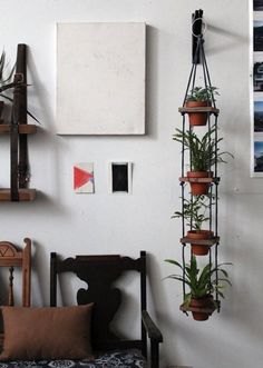 Two Green Thumbs Up for Small Space Indoor Gardens   Apartment Therapy