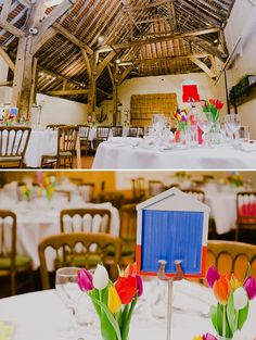 Pangdean Barn creative quirky wedding photography Ben and Sarah020