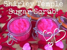 This pretty pink scrub is PERFECT for the upcoming holiday: Valentine's Day…