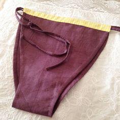 初心者でも作れる手縫い下着 ~ふんどしパンツ編~ | SONOCOSMO CREATION
