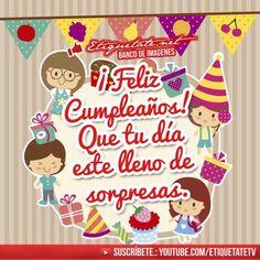 imagenes y frases de cumpleaños para facebook gratis