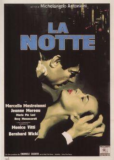 A Noite / La notte (1961) - Michelangelo Antonioni