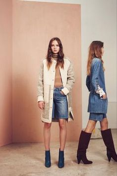 See by Chloé Pre-Fall 2015 Fashion Show: Complete Collection - Style.com