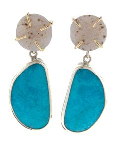 What a combination of stones, makes me think that Summer will last forever.  $740.00