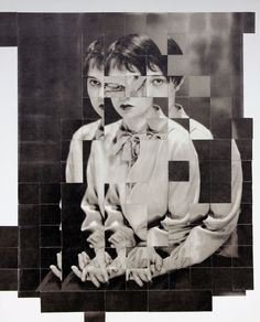 Collage by Claire Pestaille