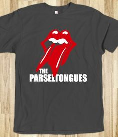 The Parseltongues - Harry Potter style 'the rolling stones'