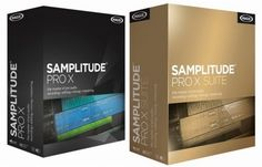 MAGIX Samplitude Pro X  Pro X Suite 12.5.2.284 (December 27, 2014)