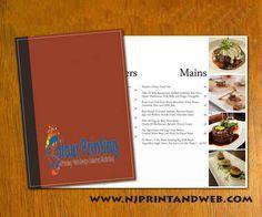 Order personalised #Restaurant #Menu at competitive prices at Njprintandweb.com http://www.njprintandweb.com/printing/restaurant-menu-printing/