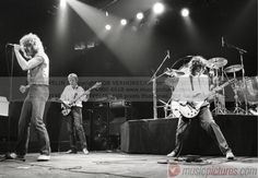 Led Zeppelin • July 1980
