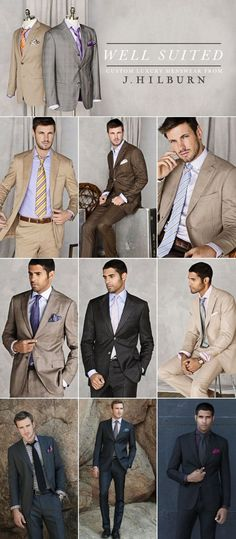 Luxury Menswear with Personalized Service! www.kimhall.jhilburn.com