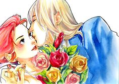 Howl+and+Sophie+2+by+taka0801.deviantart.com+on+@deviantART