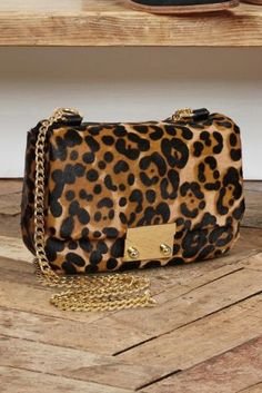 Buy Leather Animal Print Mini Quilted Across Body Bag from the Next UK online shop
