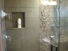 Enjoy A Great Shower - Custom Master Shower With Body Sprays, Rain Shower and More